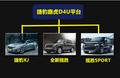 新揽胜与捷豹XJ共用底盘 自重降低900斤