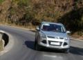 长安福特翼虎2.0T - 公路操控性能