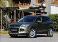 操控出色全新福特翼虎出击 铸中级SUV市场新标杆