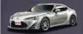 新增外观套件 丰田小跑FT-86更多细节曝光
