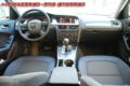 奥迪A4L1.8T舒适型内饰风格充满运动气息