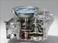 奇瑞A3 1.6CVT发动机与变速箱