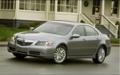 2011款讴歌RL改款车发布 将于明年上市