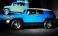 安全可靠售价45万元 丰田FJ酷路泽正式上市