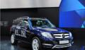 空间表现出色 北京奔驰GLK260广州车展上市 售39.8万