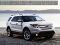 发动机给力 福特探险者本月28日上市 预售52-58万元