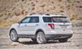 性能更加均衡 试驾福特新探险者3.5L