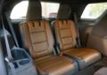 福特探险者3.5 - 第三排座椅和乘坐空间