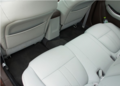 纳智捷5 Sedan后排座椅和乘坐空间