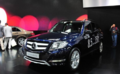 操控出色 奔驰GLK 260 动感型上市·售价39.8万元