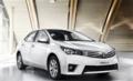 丰田发布2014款卡罗拉信息 5款动力可选