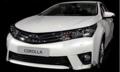 一汽丰田新款卡罗拉外形酷似变形金刚四