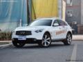英菲尼迪QX70价格现平稳 高性能SUV
