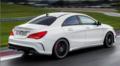 奔驰CLA性能版年内上市 预计售价60万元