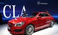 奔驰CLA将于3月24日国内首发 年内进口
