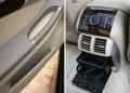 奔驰R350 储物空间介绍