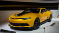 变形金刚 大黄蜂全新一代科迈罗共享CTS平台 配2.0T引擎