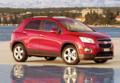 质量过硬雪佛兰小型SUV上市 TRAX创酷售价11.99-15.99万元