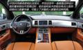 试驾2014款捷豹XF 2.0T奢华版,与众不同的设计感