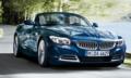 BMW Z4 敞篷跑车之操控性