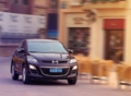 舒适安全一见倾心 试驾都市SUV马自达CX-7