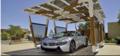 充电速度更快的宝马充电桩 宝马i8和i3专用充电桩发布