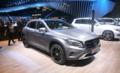 奔驰GLA SUV进口版上市 动力表现出色 售28.98-39.8万元