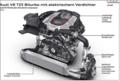 奥迪RS5 TDI概念车亮相 动力达385马力