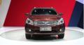 SUV启辰T70:全球首发 预售9.88万元起
