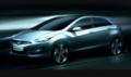 全新一代现代i30预告图曝光 明年正式上市