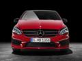 操控出色 巴黎车展首发 改款奔驰B级官方图发布