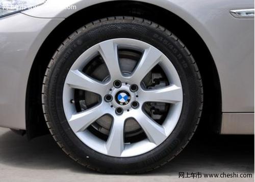 宝马5系轮胎介绍