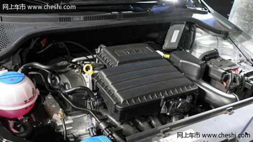4L 1.6L发动机 全新桑塔纳发布图片