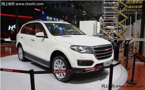 质量可靠 哈弗H8将推7座 3.0T车型 预计2014年上市高清图片
