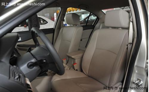 奇瑞E5是一款安全性与实用性的家用轿车