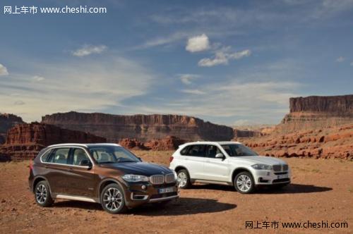 动力出色 2014款宝马X5正式发布 增sDrive35i车型