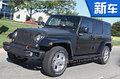 曝Jeep新一代牧马人设计图 搭2.0T引擎