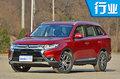 广汽三菱7月销量大增483% 首款混动车将上市