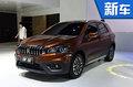 铃木全新SUV骁途配置曝光 将于7月26日上市