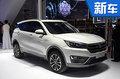 汉腾全新SUV-X5配置曝光 售6.98-12.98万元