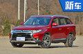新欧蓝德领衔 广汽三菱8月25日将推4款SUV