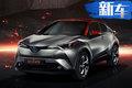 丰田C-HR混动版正式发布 外观换新/将在华国产