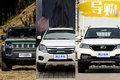 八缸车的扭矩/四缸车的油耗 三款柴油自主SUV推荐