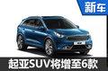 起亚混动SUV将上市 国产SUV增至6款