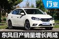 东风日产销量增长两成 12款新车将上市