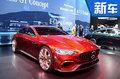 奔驰AMG GT四门版最新谍照 配备F1动力系统