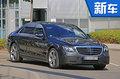 奔驰S级改款内饰官图发布 增多项新技术