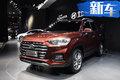 北京现代新一代ix35换大嘴前格栅 尺寸大幅增加