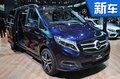 奔驰2017款V级多功能车上市 售价48.9万元起