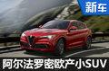 阿尔法罗密欧将产紧凑型SUV 竞争奥迪Q3